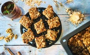 עוגיות שיבולת שועל (צילום: שרון ברקוביץ', ברקו מייד)