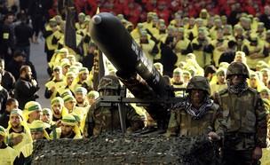 התכוננו למלחמה (צילום: MAHMOUD ZAYYAT/AFP, GettyImages)