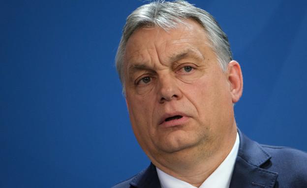 ויקטור אורבן, נשיא הונגריה (צילום: Sean Gallup, Getty Images)