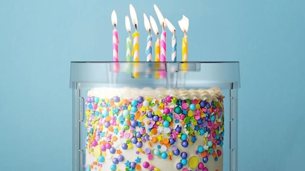 עוגת יום הולדת  (צילום: אינסטגרם)