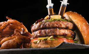 המבורגר (צילום: תומר בורמד)