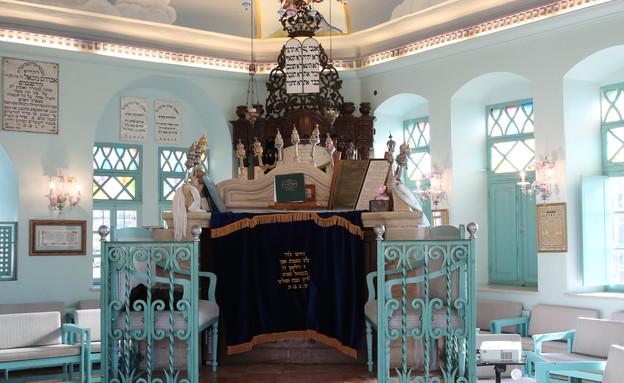 בית הכנסת ימין משה ירושלים (צילום: עודד אנטמן)