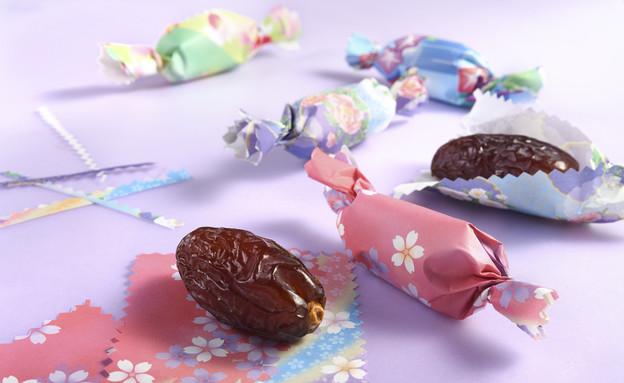 סוכריות תמרים (צילום: חגית גורן, בהפקה עבור מועצת הצמחים)