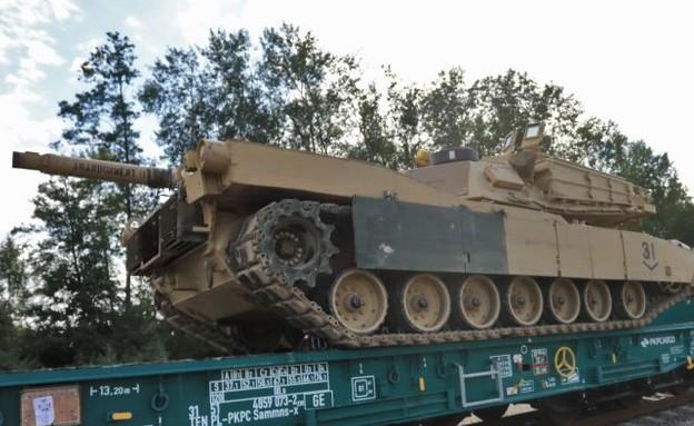טנקים בגבול