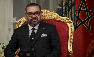 מלך מרוקו (צילום:  Carlos Alvarez/Getty Images)