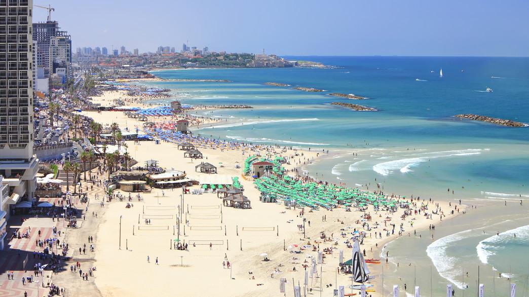 תל אביב (צילום: shutterstock By Protasov AN)