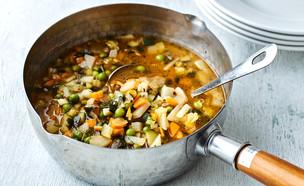 מרק ירקות מושלם (צילום: אמיר מנחם, אוכל טוב)