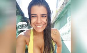 אלין ריוס (צילום: Luane Honorio de Souza, Facebook)