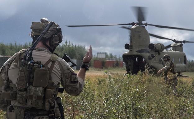 היחידה (צילום: USAF/Tech. Sgt. Sandra Welch)