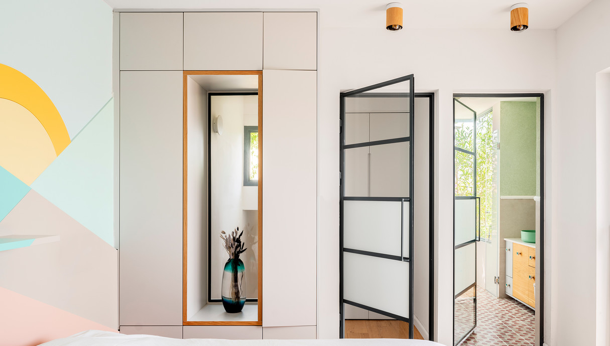 דירה בתל אביב, עיצוב סטודיו רועי זליחובסקי - 9