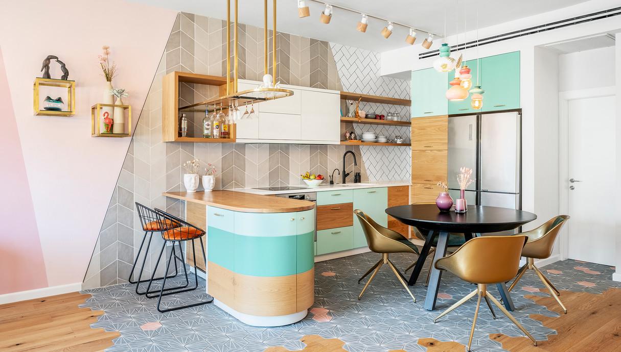 דירה בתל אביב, עיצוב סטודיו רועי זליחובסקי - 11
