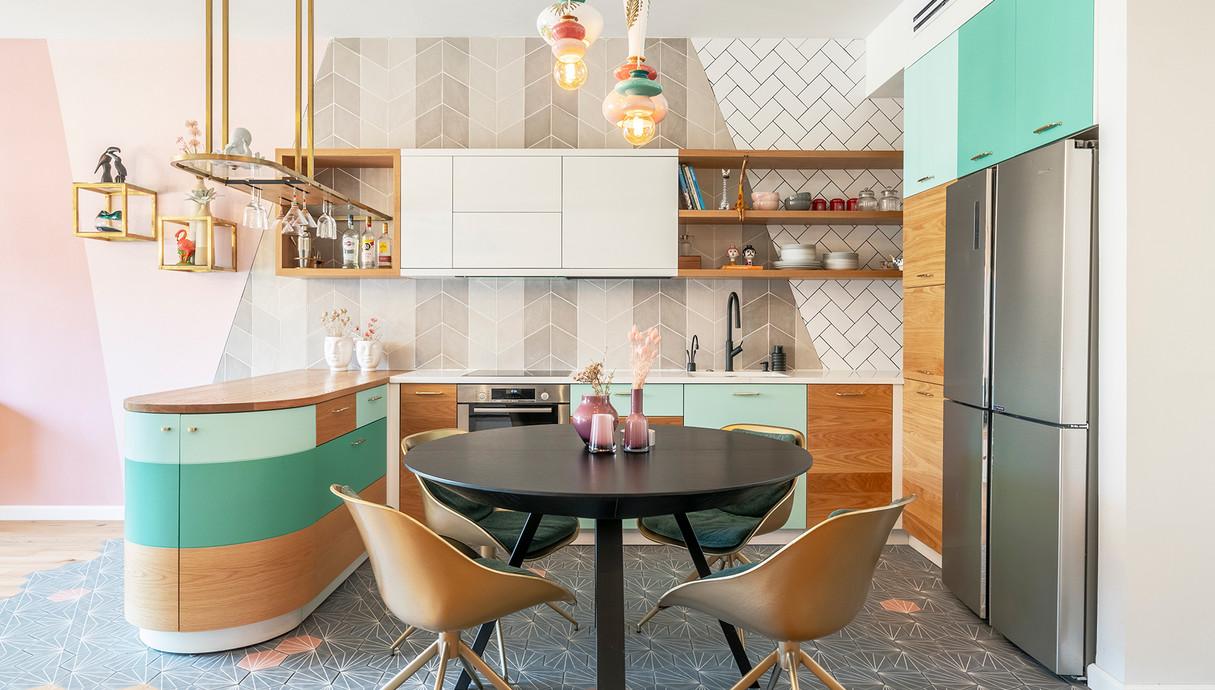 דירה בתל אביב, עיצוב סטודיו רועי זליחובסקי - 12