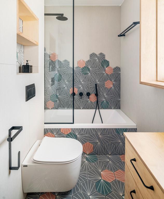 דירה בתל אביב, עיצוב סטודיו רועי זליחובסקי, ג - 2