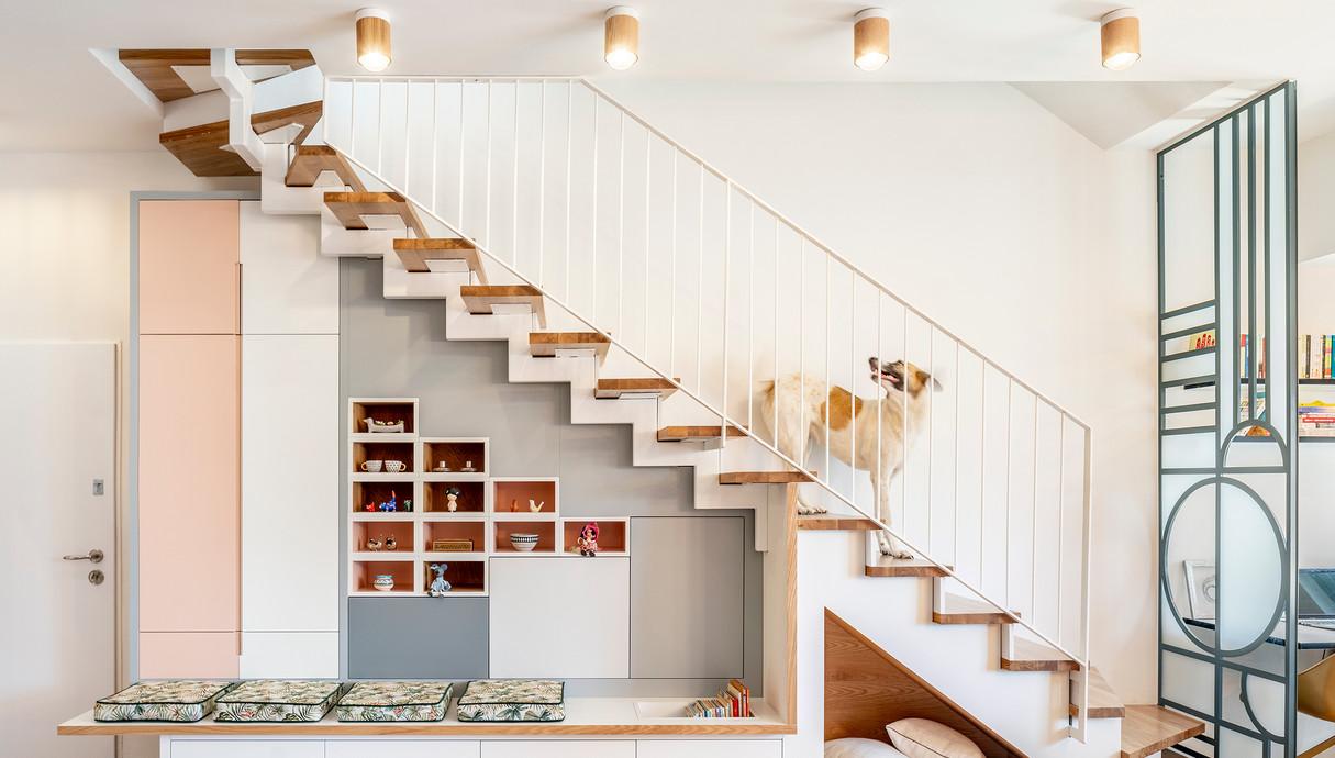 דירה בתל אביב, עיצוב סטודיו רועי זליחובסקי - 17