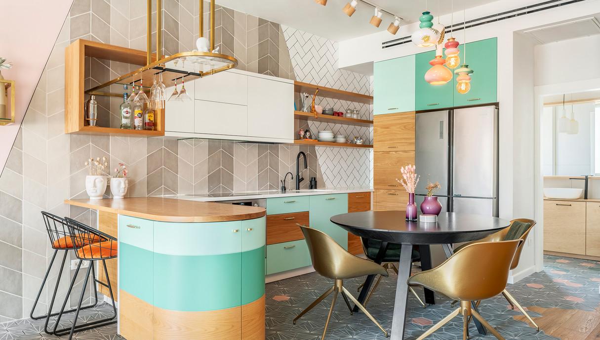 דירה בתל אביב, עיצוב סטודיו רועי זליחובסקי - 21