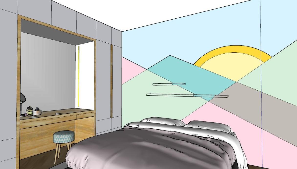 דירה בתל אביב, עיצוב סטודיו רועי זליחובסקי - 2