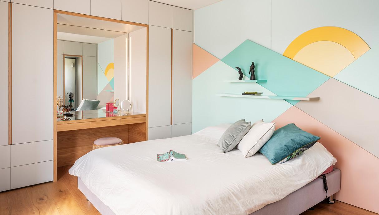 דירה בתל אביב, עיצוב סטודיו רועי זליחובסקי - 6