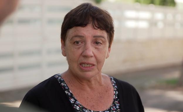 דבורה הלסט, שנפלה קורבן לעוקץ (צילום: מתוך