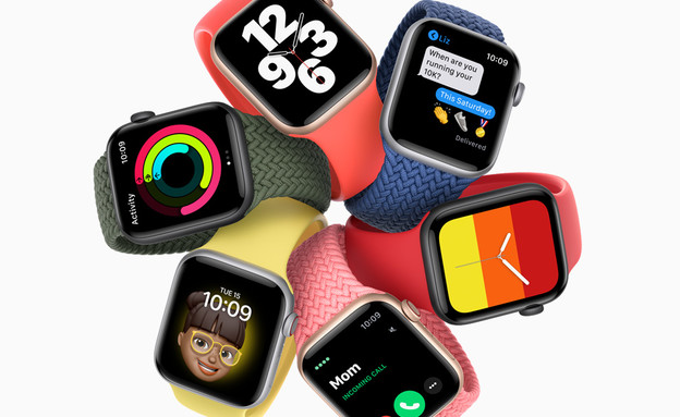 Apple Watch SE (צילום: Apple)