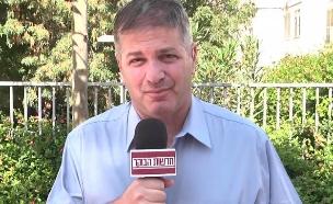 """יואב קיש מהליכוד מגיב לתוצאות האמת (צילום: מתוך """"חדשות הבוקר"""" , קשת 12)"""