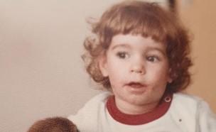 נתי בן שלום בילדות (צילום: אלבום פרטי)