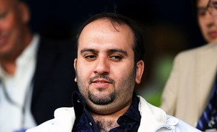 """איש העסקים מהאמירויות שהציע לקנות את בית""""ר ירושלים (צילום: SKY NEWS)"""