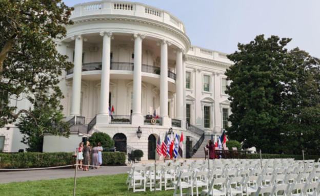 הבית הלבן (צילום: N12)
