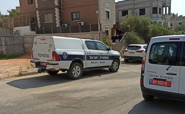 זירת נפילת תינוק אל מותו במועצת משגב שבגליל