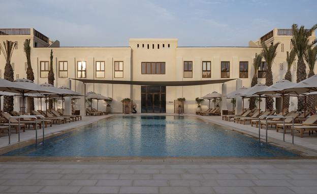 מלון קדמא (צילום: אסף פיננצ'וק)