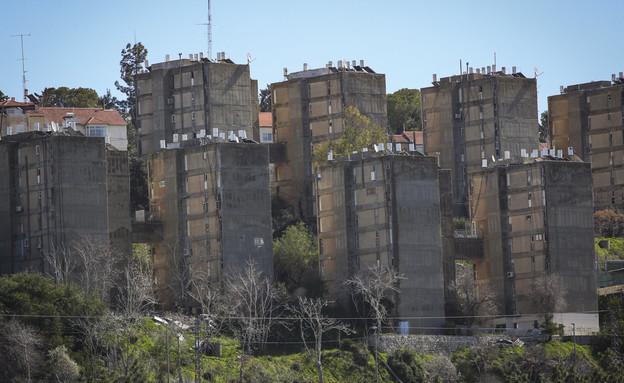 שכונת קרית יובל בירושלים (צילום: יעקב לדרמן, פלאש 90)