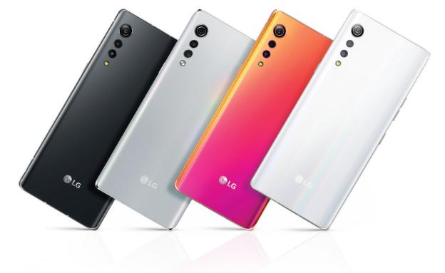 טלפון LG (צילום: LG)