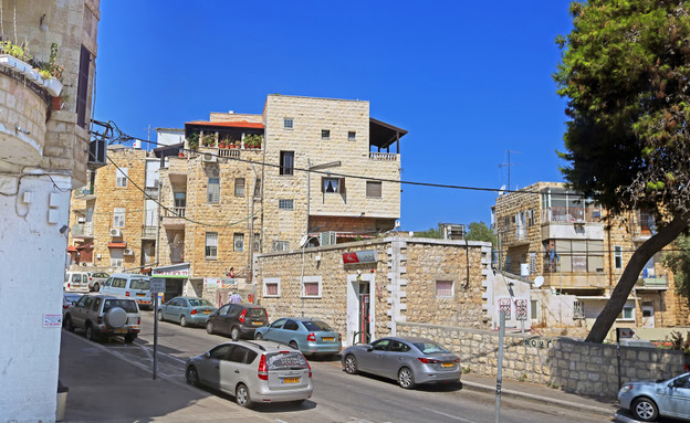 שכונת הדר בחיפה (צילום: Gelia, shutterstock)