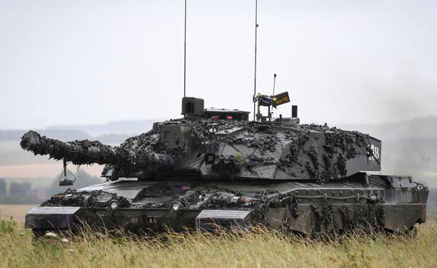 טנק (צילום: Finnbarr Webster, GettyImages)