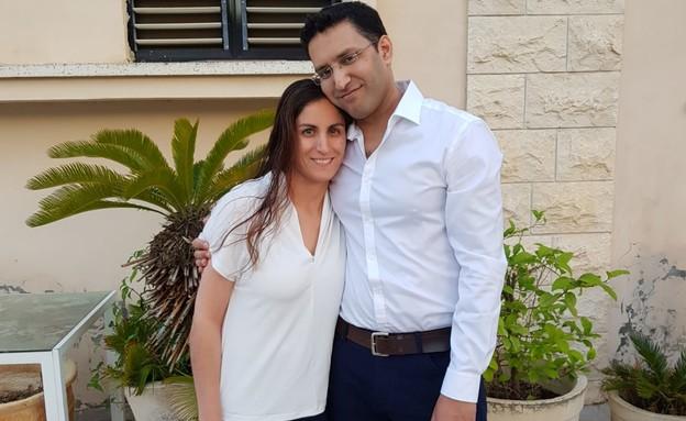 רעות כהן-לסרי, מתמחה ברפואת ילדים באסף הרופא
