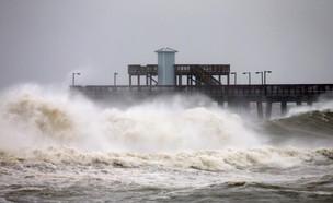 הוריקן סאלי (צילום: שי פרנקו,רויטרס)