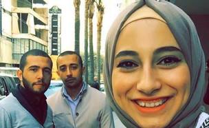 יאסמין ג׳אבר, תושבת מזרח ירושלים שנעצרה
