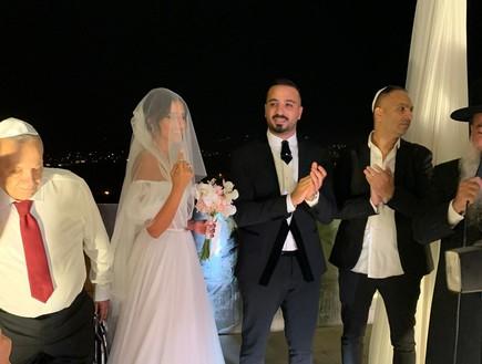 4 ימים אחרי החתונה: אביו של מאור אדרי הלך לעולמו