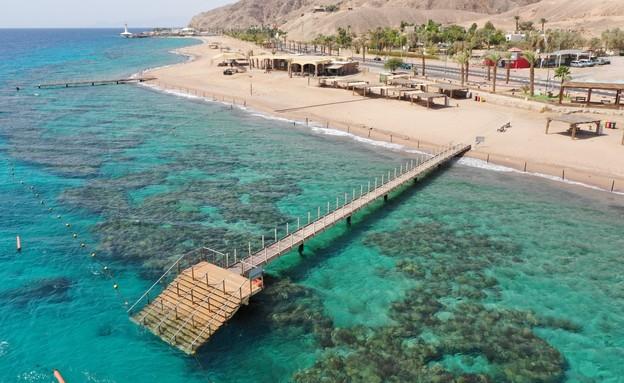שמורת האלמוגים (צילום: חן טופיקיאן, רשות הטבע והגנים)