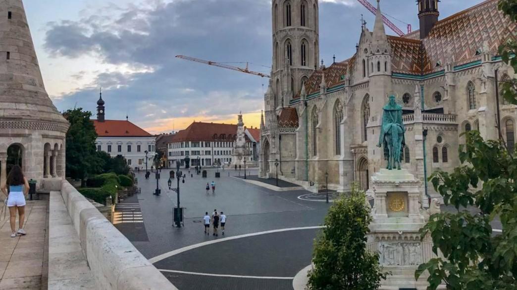 בודפשט (צילום: גיא מרמור)