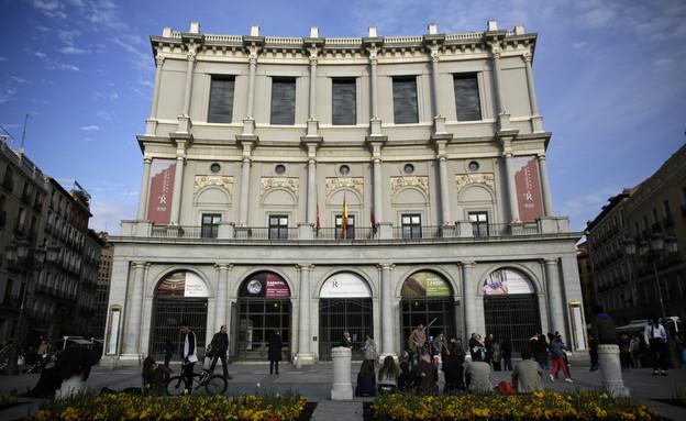 התיאטרון המלכותי במדריד ספרד (צילום: Andrea Comas, רויטרס)