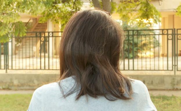 שיפור במצבה של האישה שנדקרה (צילום: החדשות 12)