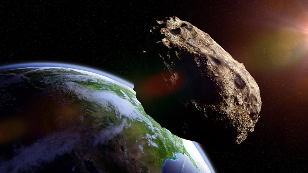 אסטרואיד (צילום: Dotted Yeti, shutterstock)