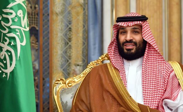 מוחמד בן סלמאן אאל סעוד (צילום: MANDEL NGAN / POOL / AFP, Getty Images)