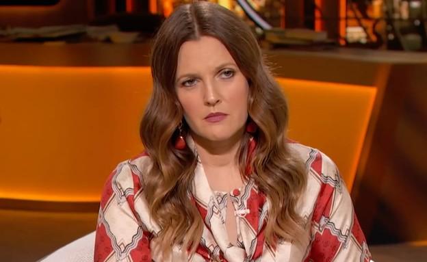 דרו ברימור, 2020 (צילום: יוטיוב- The Drew Barrymore Show)