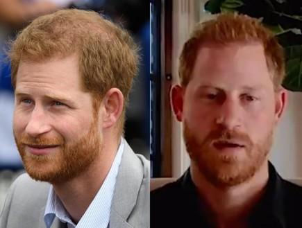 שינוי חיצוני? כולם מדברים על הסרטון הזה של הנסיך הארי