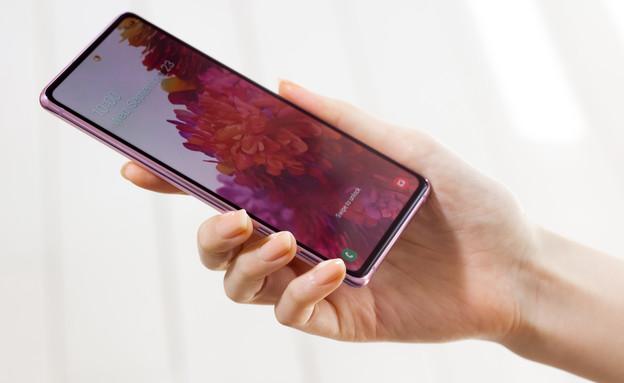 Samsung Galaxy S20 FE (צילום: סמסונג)