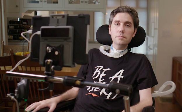 אדי ברקן חולה ALS ברשימת המשפיעים של מגזין טיים (צילום: Reuters)