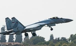 מטוס קרב סוחוי 35 (צילום: YASIN AKGUL/AFP via Getty Images)