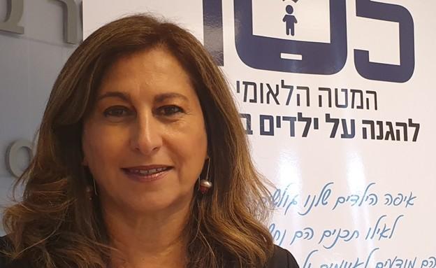 """ד""""ר נאוה כהן אביגדור, הממונה על הזרוע האזרחית במטה הלאומי"""