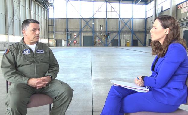 יונית לוי בראיון עם נורקין (צילום: N12)